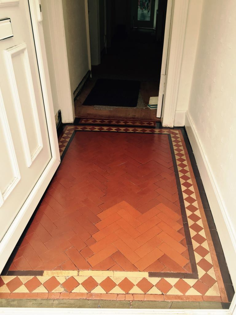 Remove Paint From Floor Tiles Thefloors Co